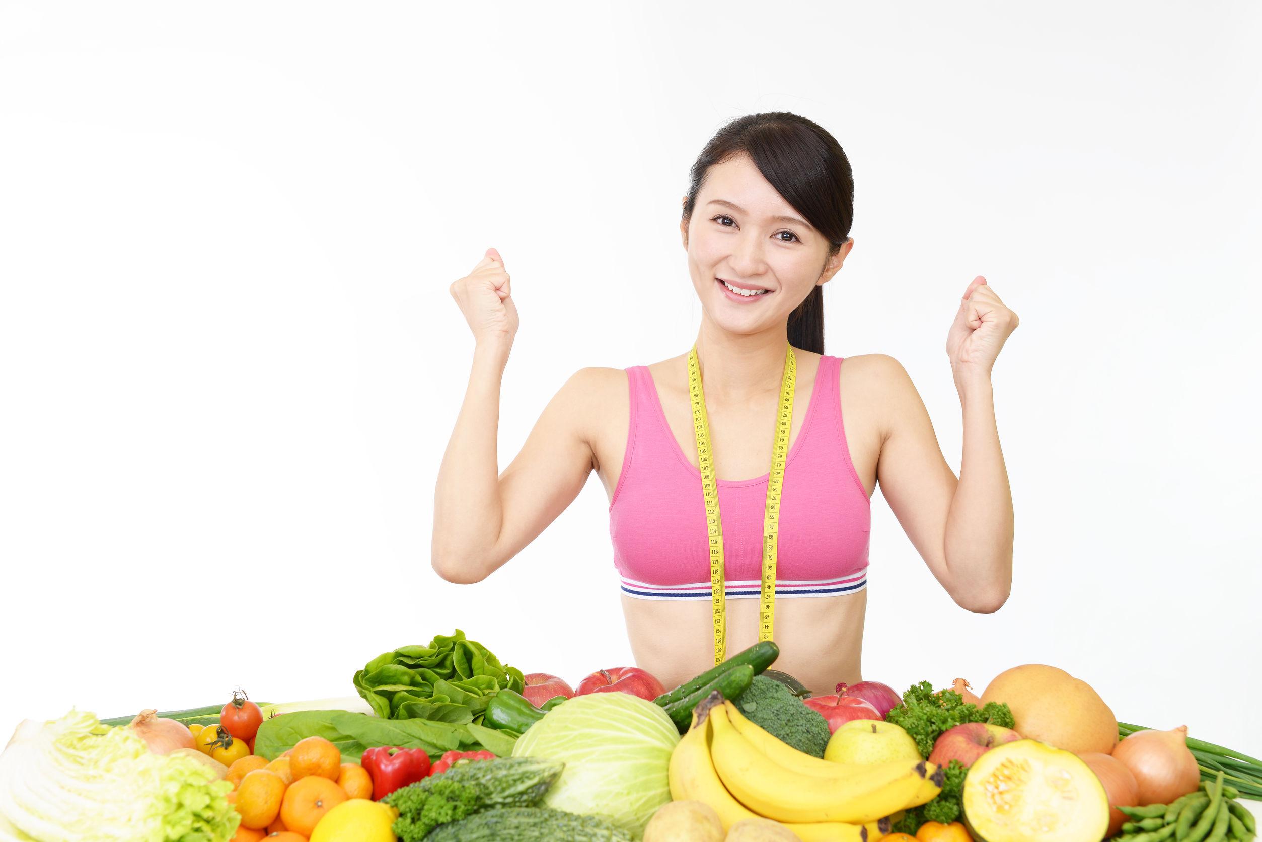 食物繊維豊富な食事