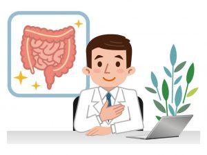腸の働きに関して