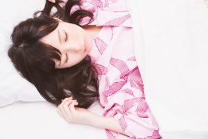 腸のためにしっかりと睡眠